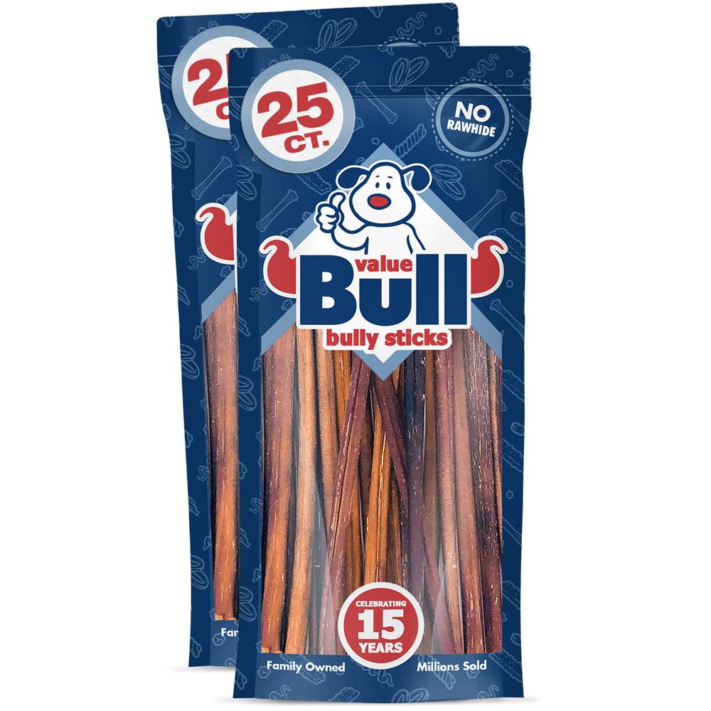 valuebull 50 all natural 12 inch regular bully sticks ebay. Black Bedroom Furniture Sets. Home Design Ideas